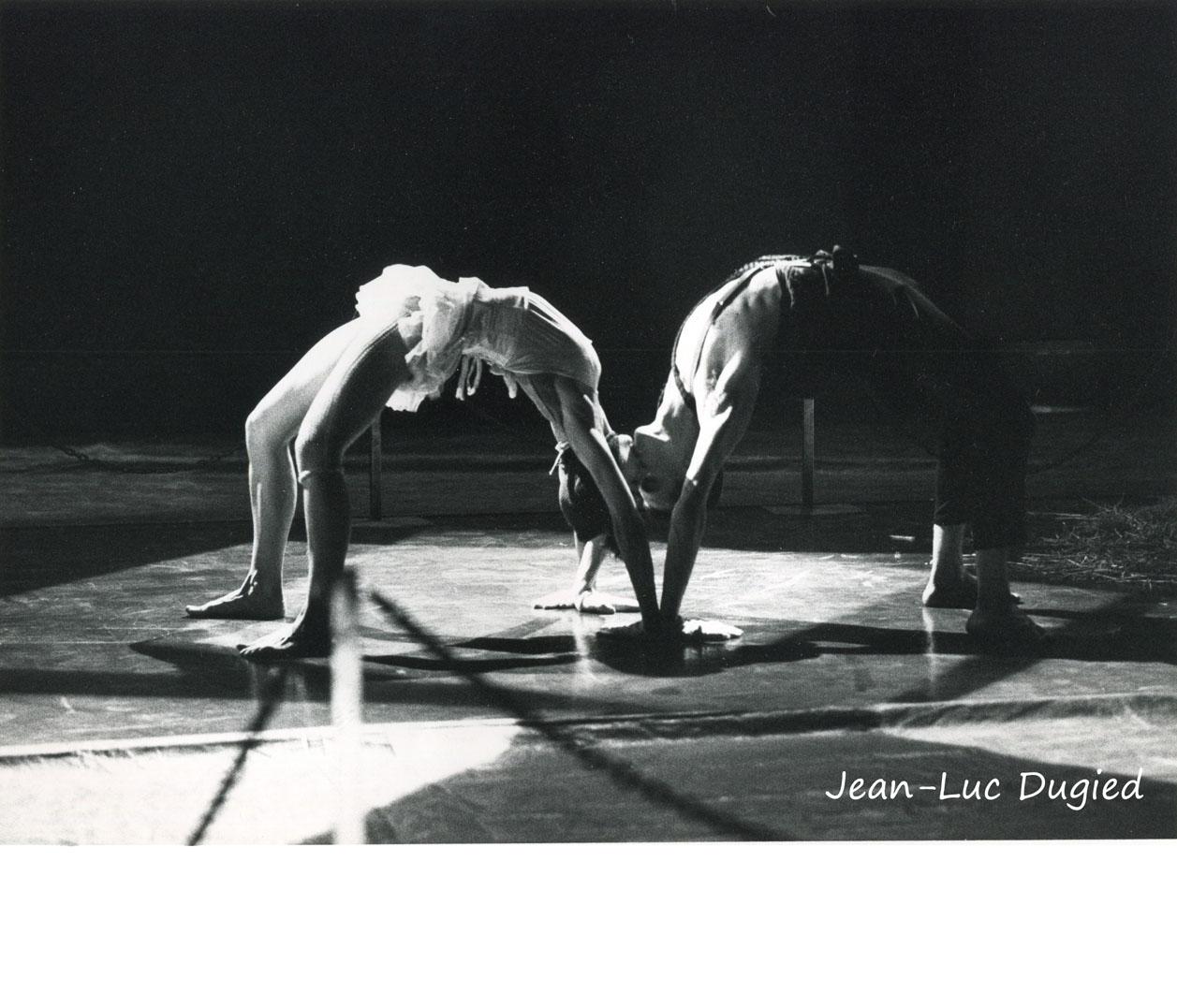 6 Chopinot Régine - Délices - Michèle Prélonge et Philippe Decouflé - 1983