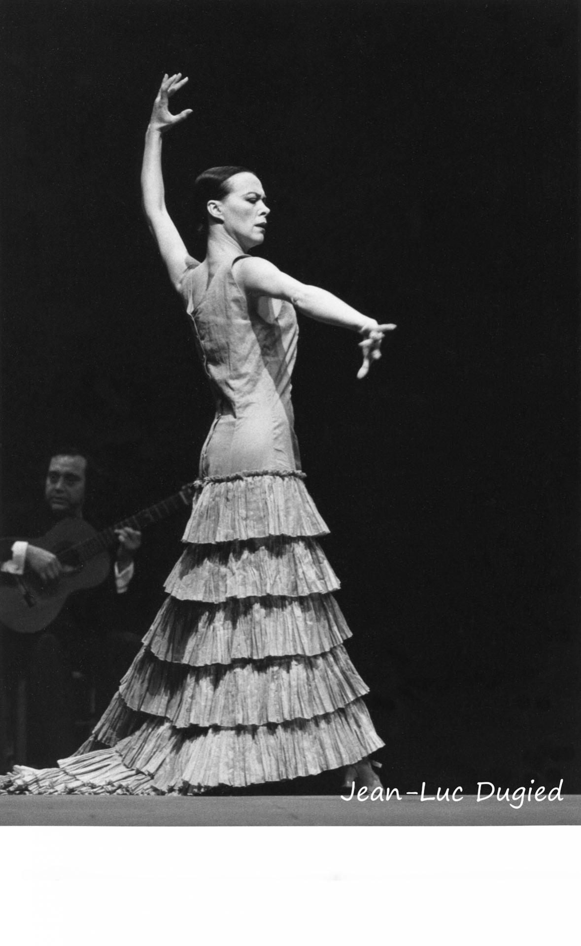 6 Flamenco puro de Claudio Segovia et Hector Orezzoli - Manuela Vargas - 1984
