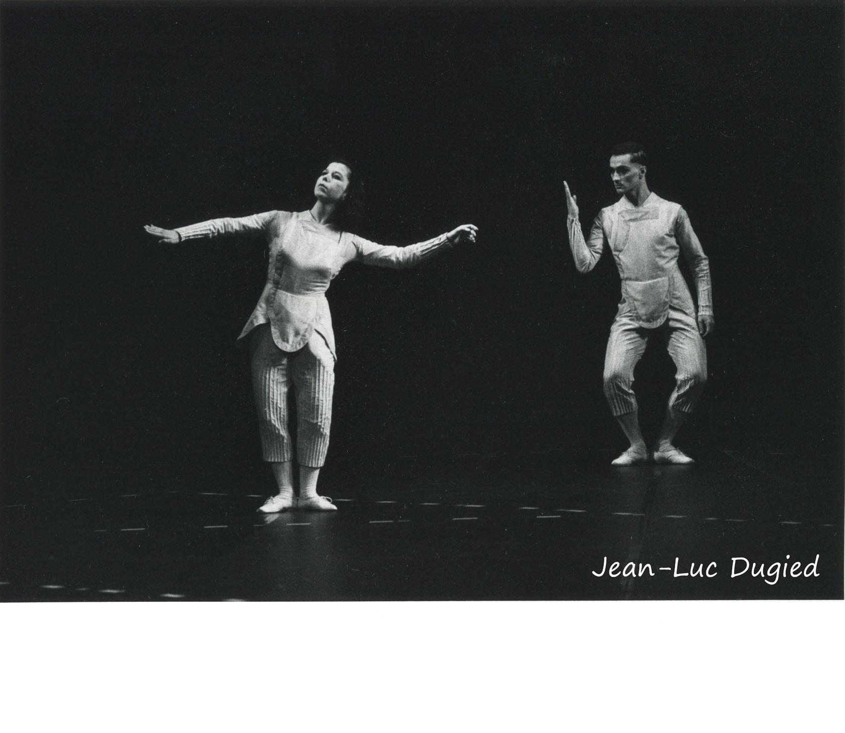 7 Bagouet Dominique - Déserts d'amour - 1984