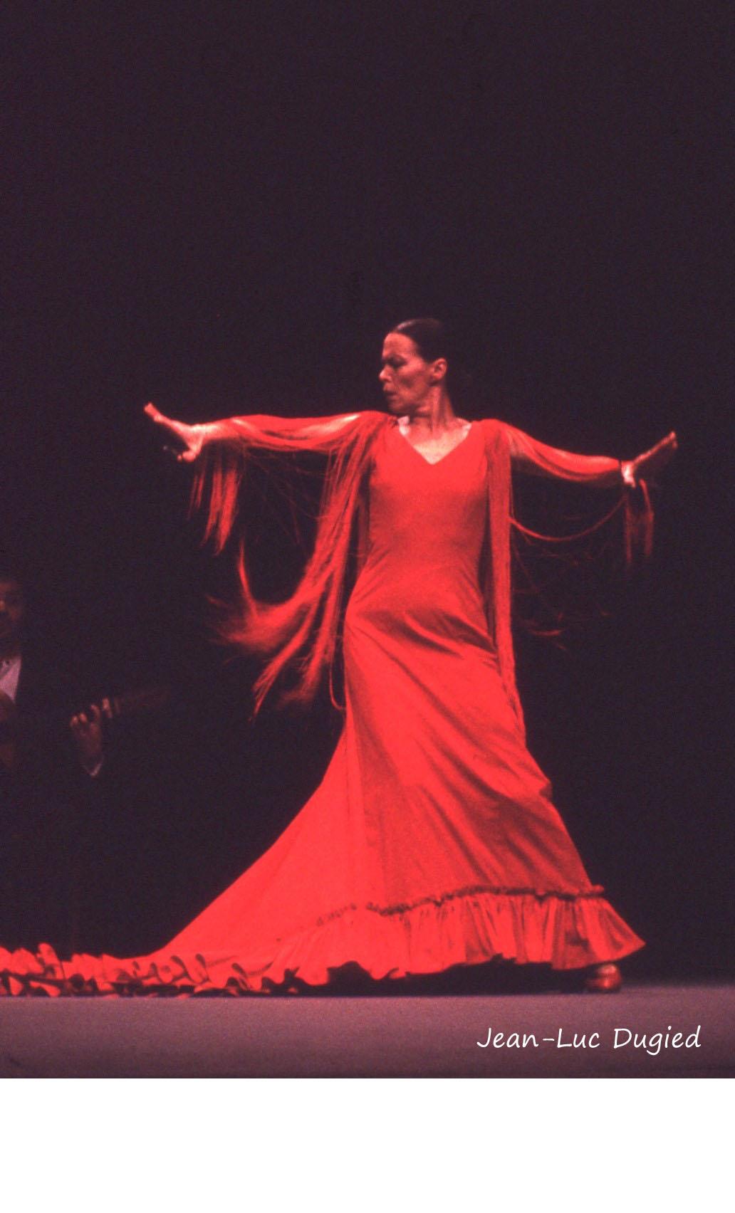 7 Flamenco puro de Claudio Segovia et Hector Orezzoli - Manuela Vargas - 1984