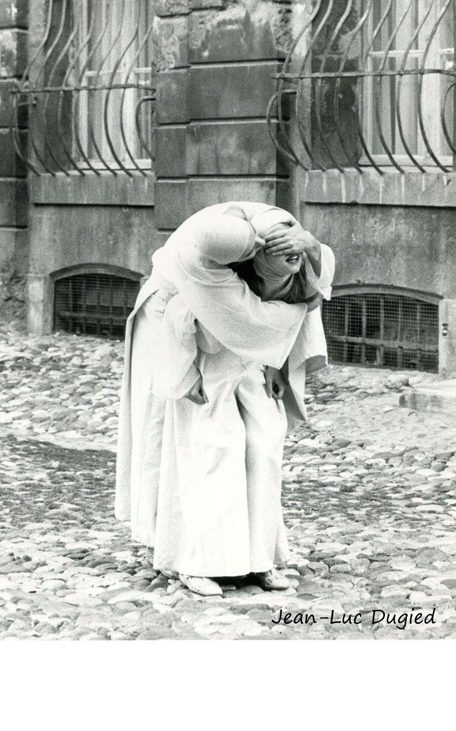 7 Hernu Nadine - accoules avec Christine van Maerrem - 1988