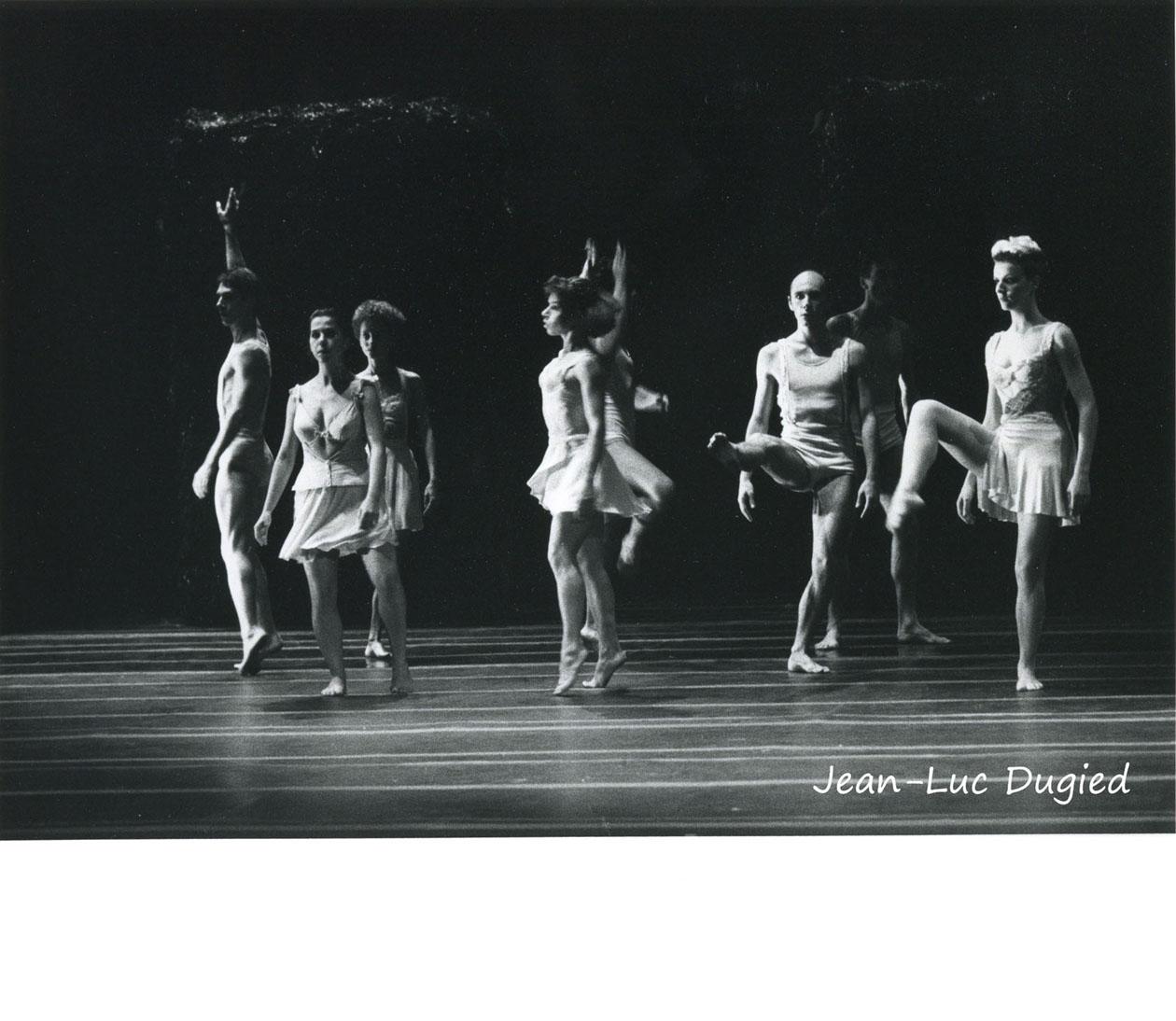 8 Bagouet Dominique - le crawl de Lucien - 1985