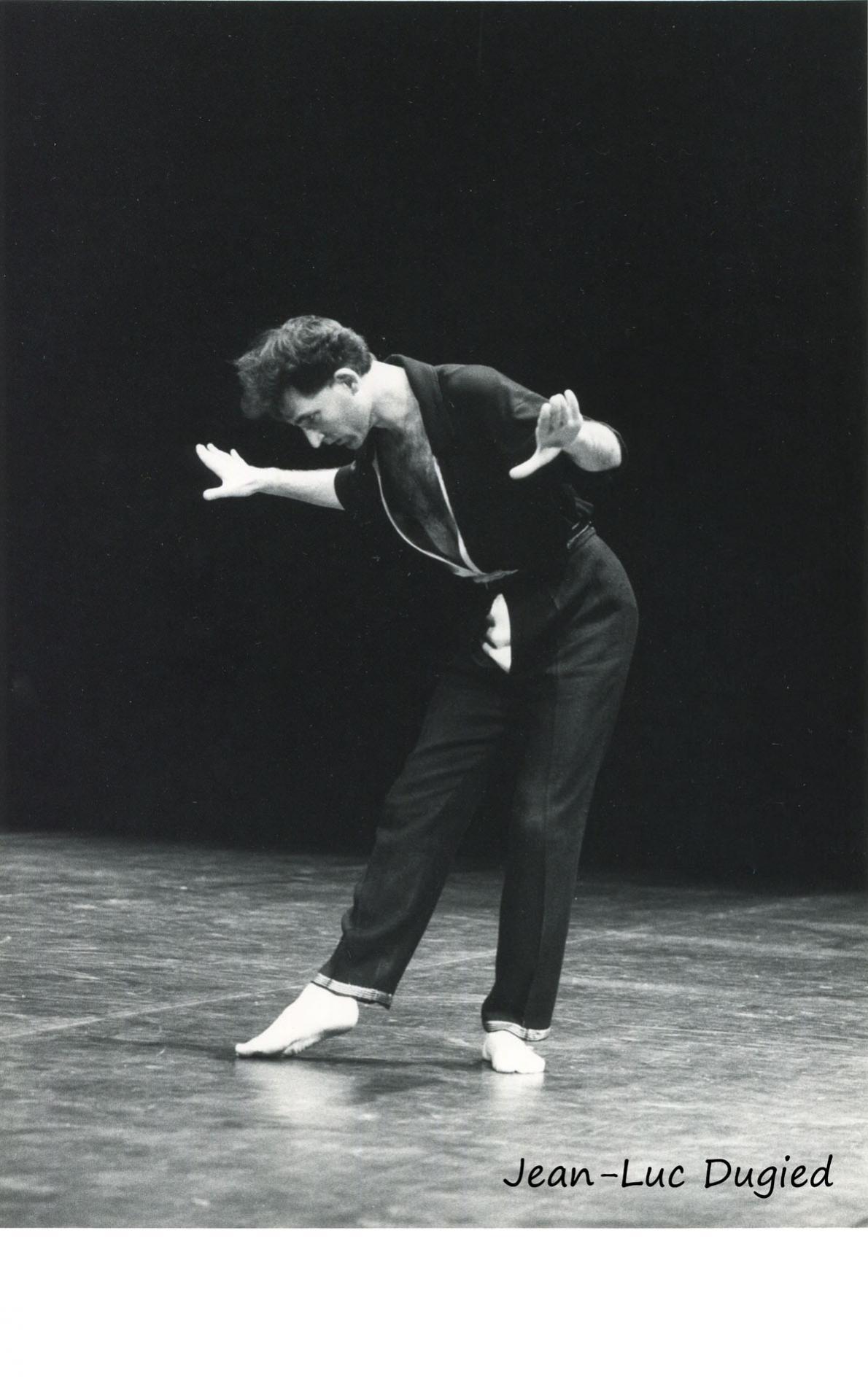 8 Gallotta Jean-Claude - Daphnis et Chloé - 1984