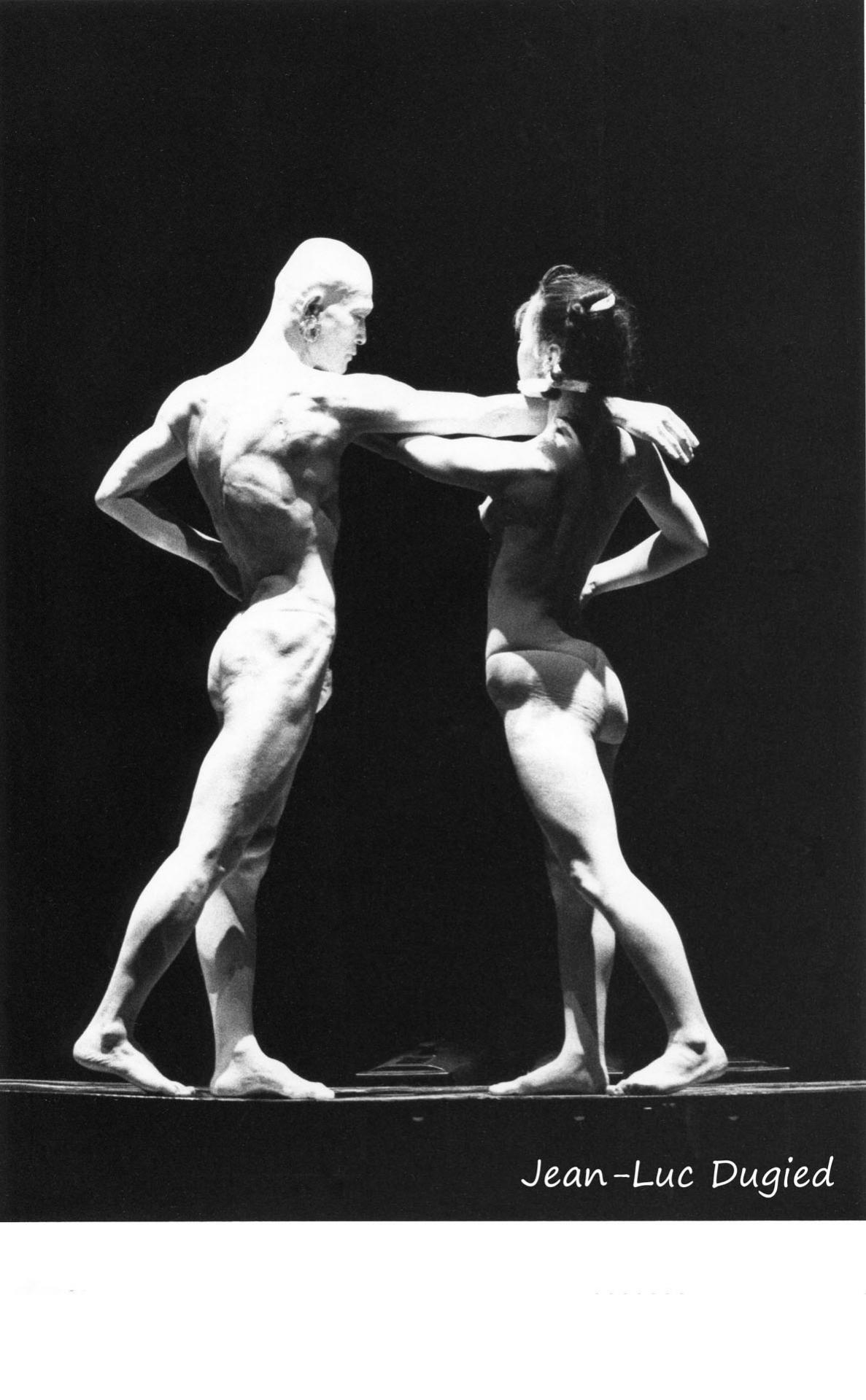 8 Murobushi Ko - éphémère - avec Urara Kusanagi - 1988