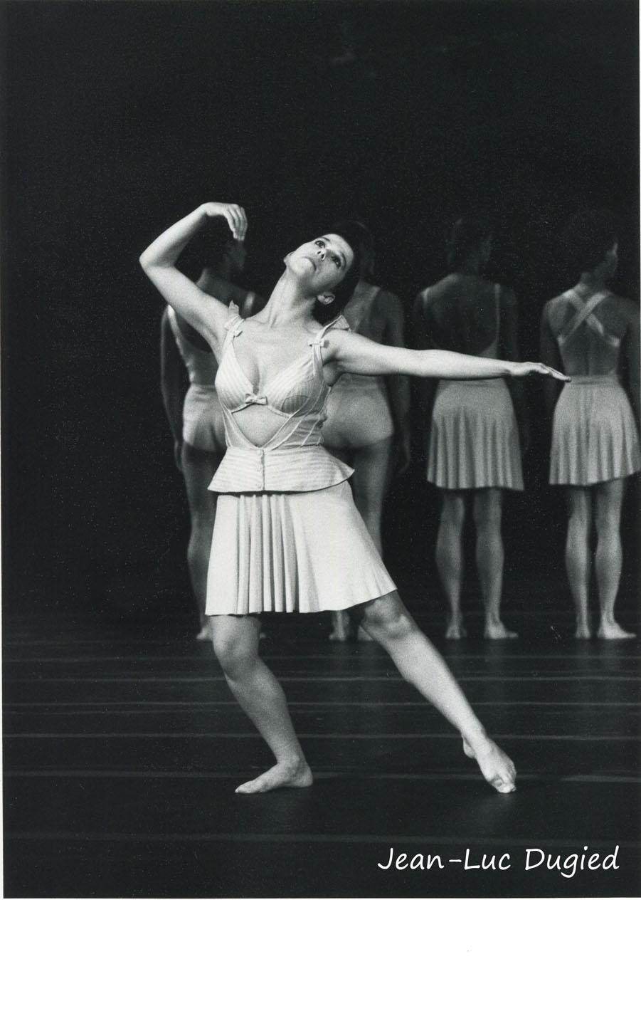 9 Bagouet Dominique - le crawl de Lucien - Michèle Rust - 1985
