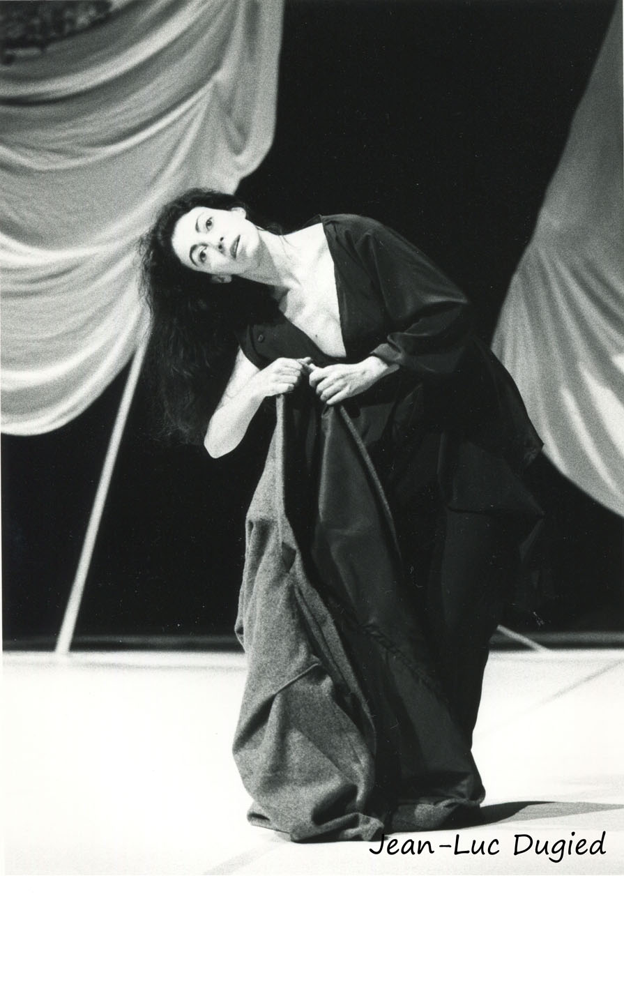 9 Breuker Marilen - éphémère effigie - 1988