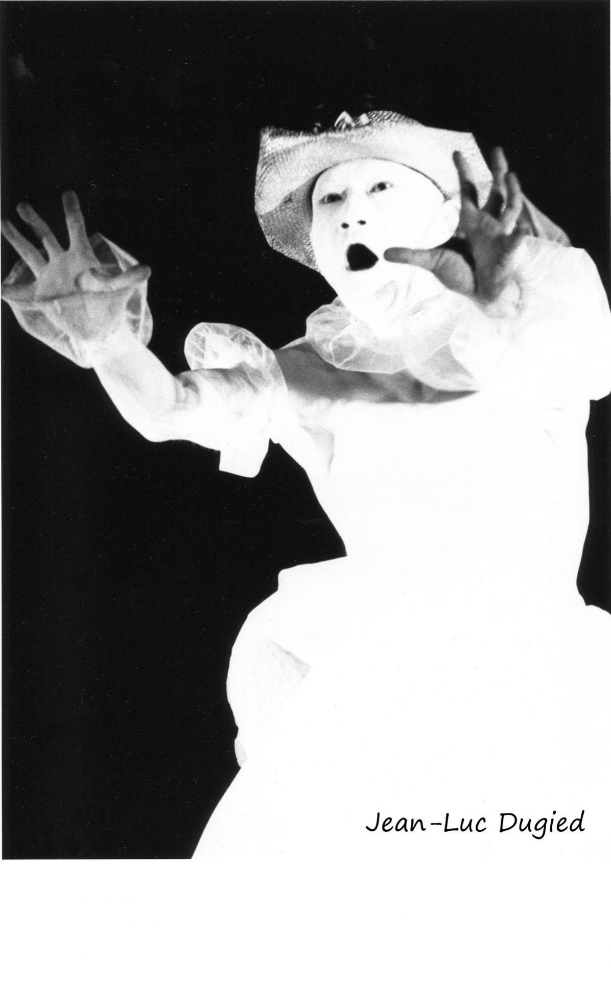 9 Murobushi Ko - éphémère - 1988